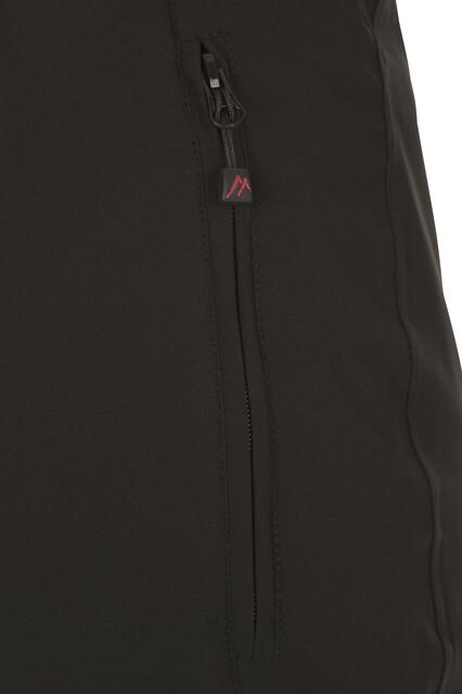 Maier Sports Vroni Slim mTex Stretch Pants Damen black